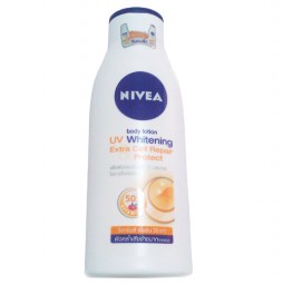 Nivea Body Lotion UV Whitening Extra Cell Repair & Protect 50X Vitamin C 400ml