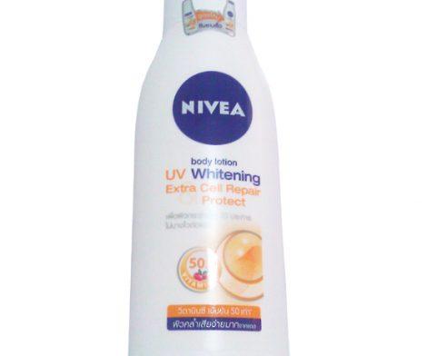 Nivea Body Lotion UV Whitening Extra Cell Repair & Protect 50X Vitamin C 400ml