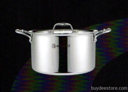 Sauce Pot Estio 5 Ply 16 cm - Estio Pro