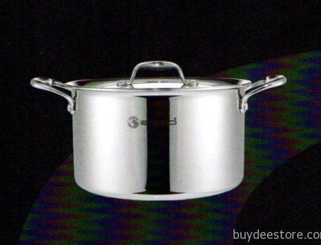 Sauce Pot Estio 5 Ply 16 cm - Estio Pro
