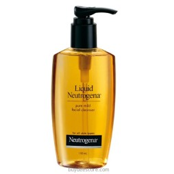 Neutrogena Liquid Pure Mild Facial Cleanser 150ml