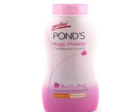 Pond's Magic Powder Oil & Blemish Control Sweetie Pink Double UV Protection 50g