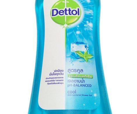 Dettol Cool Anti-bacterlal Shower Gel 250g
