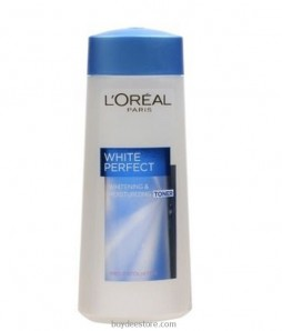 L'Oreal Paris White Perfect Whitening & Moisturizing Toner 200mL