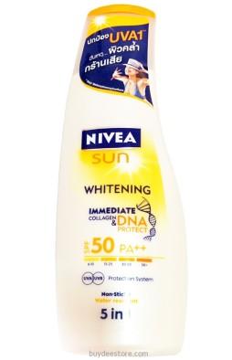 Nivea Sun Whitening Immediate Collagen & DNA Protect SPF50 PA++