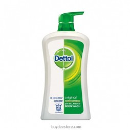 Dettol Original Anti Bacterial Shower Gel 500ml