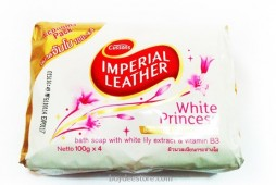Cussons Imperial Leather White Priness Soap 100g x 4 pcs