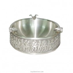 Kamasutra Ashtray Pewter 11.0 x 4.0cm