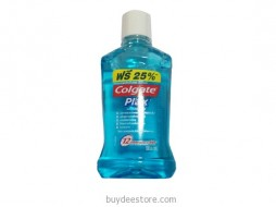Colgate Plax Mouthwash Peppermint 100mL