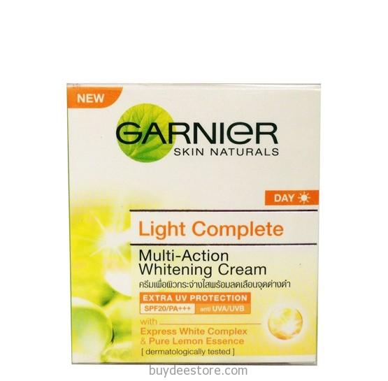 Garnier Skin Naturals Day Light Complete Multi Action