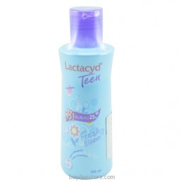 Lactacyd Teen Freshy Bloom Daily Feminine Wash 150mL