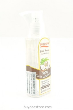 P.O Care Cold Press 100% Virgin Coconut Oil 100mL