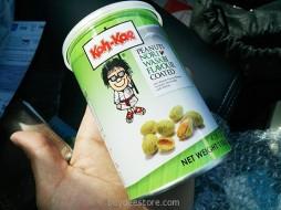 Koh-Kae Peanuts Nori Wasabi Flavour Coated 115g