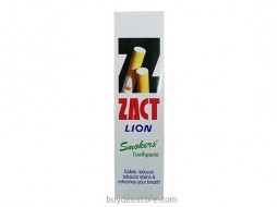 Zact Lion Smokers' Toothpaste 160g
