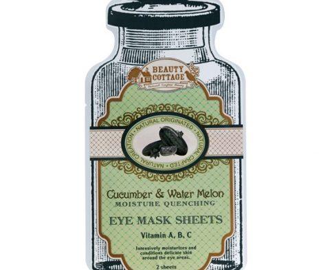 Cucumber & Watermelon Moisture Quenching Eye Mask 2 Sheets
