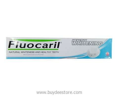 Fluocaril Natural Whiteness And Healthy Teeth 160g