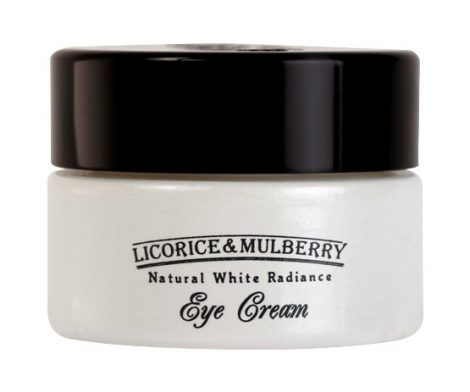 Licorice & Mulberry Natural White Radiance Eye Cream 15mL