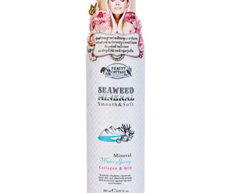 Seaweed Mineral Smooth & Soft Mineral Water Spray 150mL