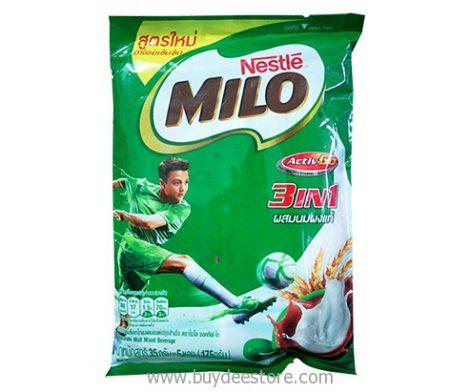 Nestle Milo 3 in 1 Activ-Go Chocolate Malt Mixed Beverage 175g (35g x 5 sticks)