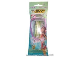 Bic Teen Triple-blade Shavers Razor 2 Piece in Pack