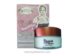 Chili & Black Pepper Body Perfect Massage Cream 95mL