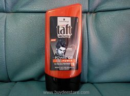 Schwarzkopf All Weather Taft Looks V12 Power Gel 150mL