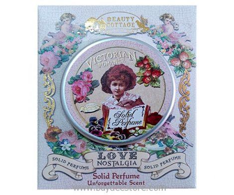 Victorian Romance Love Nostalgia Solid Perfume 14g