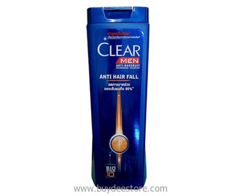 Clear Men Anti-Dandruff Nourishing Shampoo Anti Hair Fall 170mL