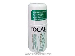 Focal Natural 24Hr Protection Extra Skin Care Deodorant Roll-on 60mL