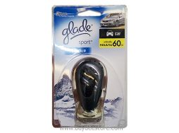 Glade Sport Cool Air Refreshing Fragrance Throughout Your Car 7mL