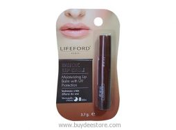Lifeford Paris Detox Lip Care Moisturizing Lip Balm with UV Protection 3.7g