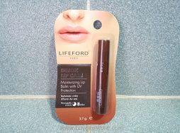 Lifeford Paris Detox Lip Care Moisturizing Lip Balm with UV Protection 3.7g