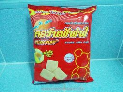 Corn Puff Natural Corn Chips Original Flavour 72g