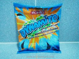 Dynamite Choco-Filled Mint Flavored Candy 120g