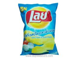Lay's Sour Cream & Onion Flavor 75g