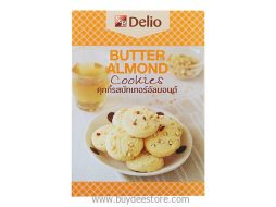S&P Delio Butter Almond Cookies 80g