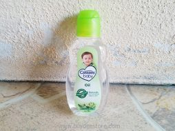 Cussons Baby Oil Mild Formula Aloe Vera & Olive Oil 50ml