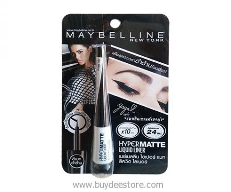 Maybelline New York Hyper Matte Liquid Liner 3g