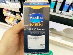 Vaseline Men SPF30 PA+++Total Fairness Serum 50g