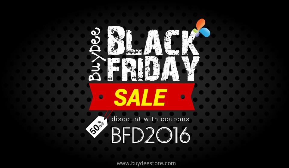 Buydee Store Black Friday 2016