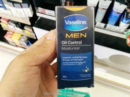 Vaseline Men Oil Control Moisturizer 20g