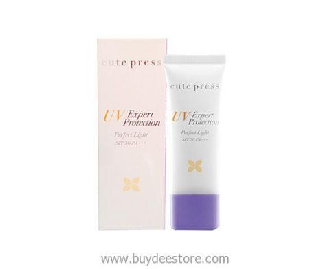 Cute Press UV Expert Protection Perfect Light SPF50 PA+++ 30g