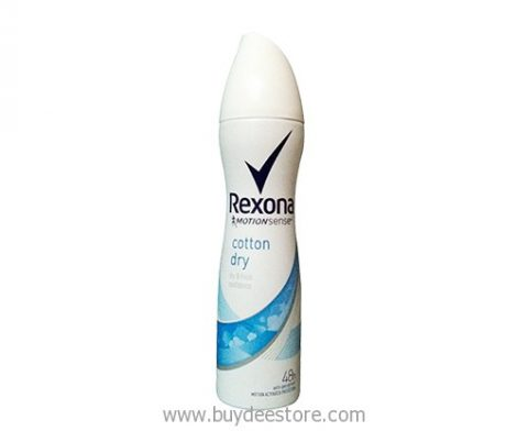 Rexona Motionsense Cotton Dry & Fresh Confidence 150mL