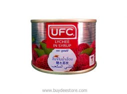 UFC Lychee In Syrup 170g