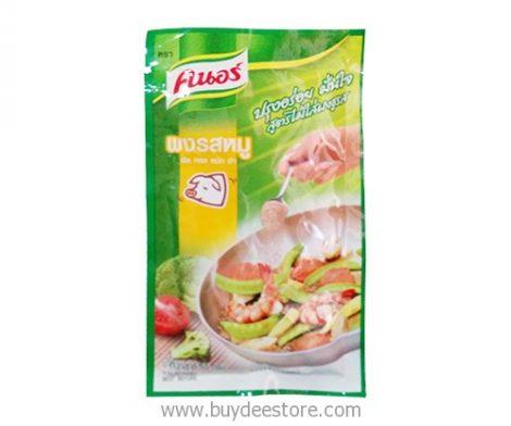 Knorr No Msg Pork Flavoured Food Seasoning (Soup Powder) 55g