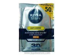 Nivea Men Anti-Aging Serum 3D Wrinkle Repair SPF30 12ml