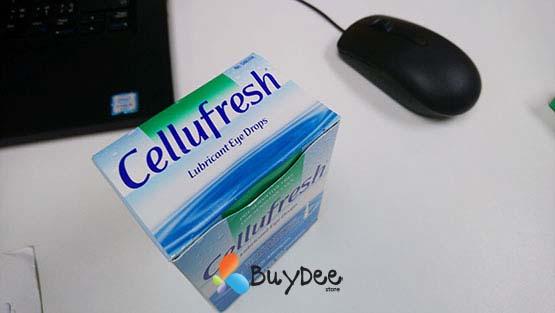 Cellufresh Lubricant Eye Drop